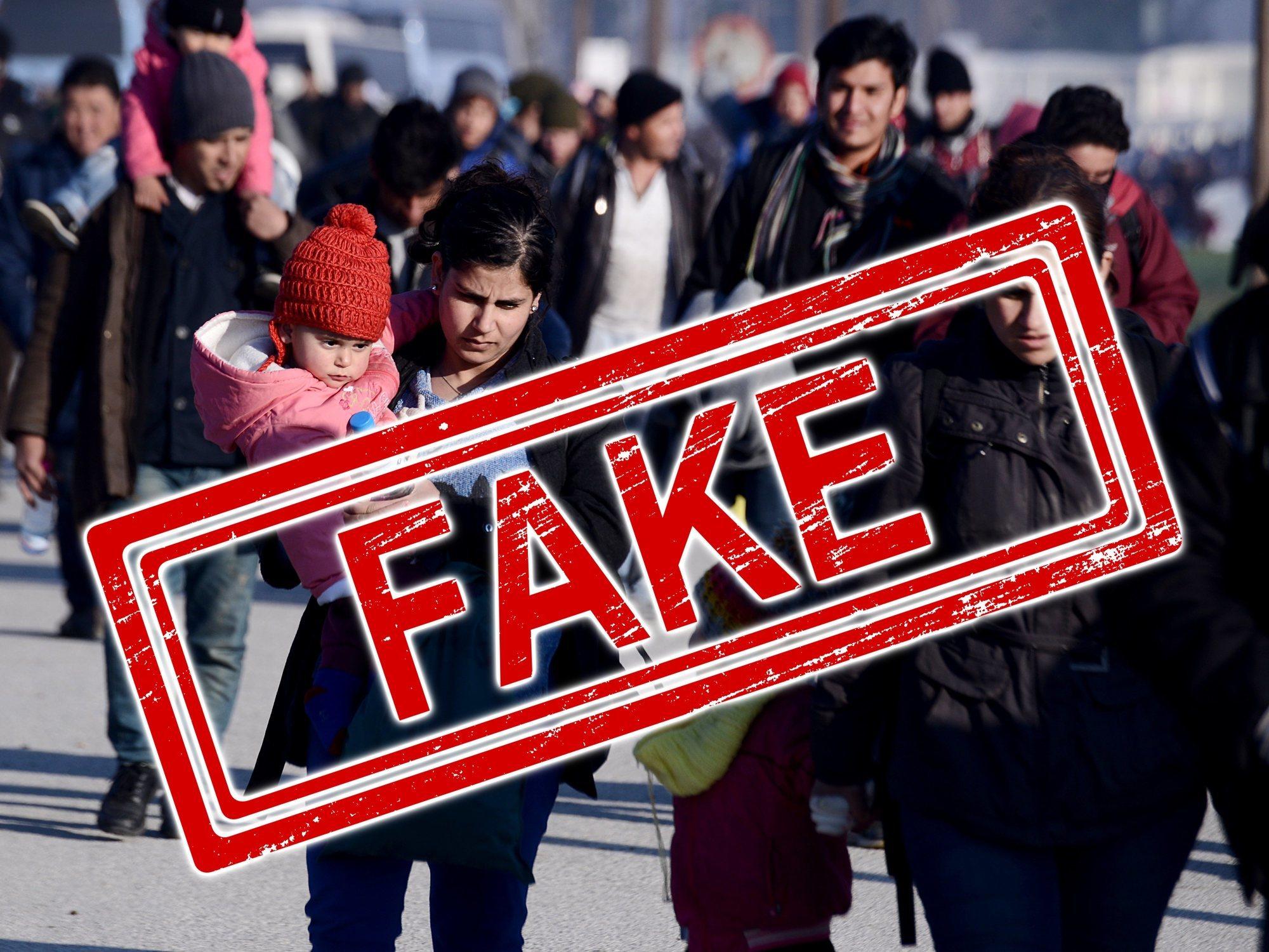 El mensaje del 'funcionario del INEM' sobre las ayudas a inmigrantes es falso