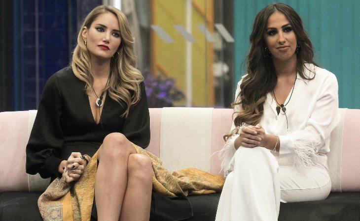 Noemí Salazar y Alba Carillo, las 'pijitanas', grandes amigas en 'GH VIP 7'