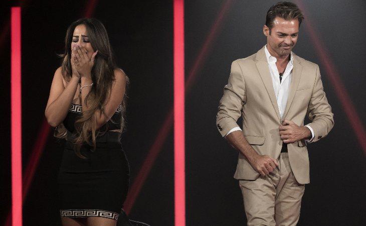 Noemí Salazar le ganó la batalla a Hugo Castejón en 'GH VIP 7'