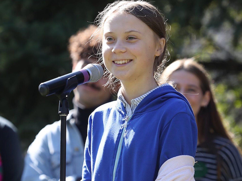 La indignada Greta Thunberg murciana: la parodia que triunfa en redes