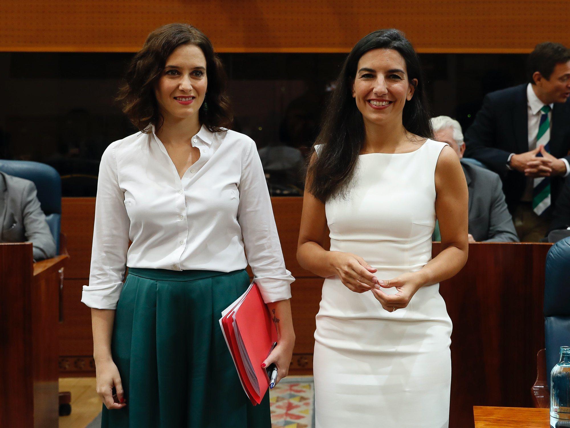PP y VOX se niegan a condenar el atentado contra los MENAs en Hortaleza (Madrid)