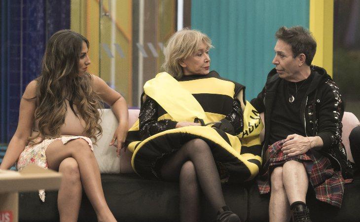 Mila Ximénez ha sido una de las protagonistas de 'GH VIP 7'