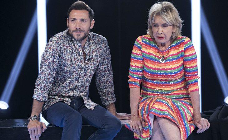 Antonio David y Mila Ximénez, una amistad más allá de 'GH VIP 7'