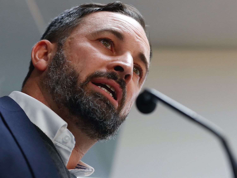 Santiago Abascal acusa al PSOE de lanzar la granada en el centro de MENAs de Hortaleza
