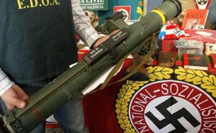 El acusado rehabilitaba las armas utilizando algunos de los procedimientos señalados en la Operación Panzer de 2005