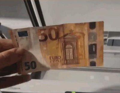 El inesperado resultado que encontrarás si intentas fotocopiar un billete de 50 euros