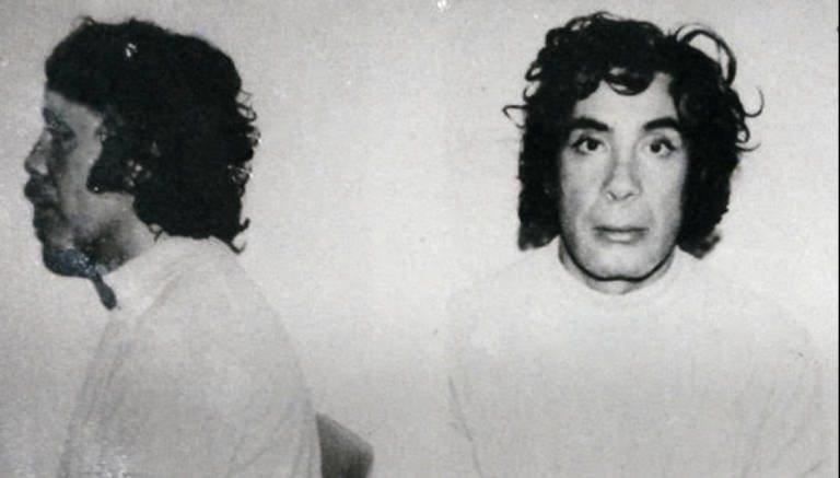 Buscetta tras haberse sometido a varias operaciones de cirugía estética para no ser reconocido