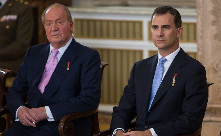 La Casa Real se encuentra preocupada por un dossier que circula por las redacciones de varios medios de comunicación