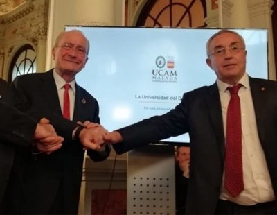 """Málaga (PP) planea regalar terrenos a una universidad que llama """"enfermos"""" a homosexuales"""