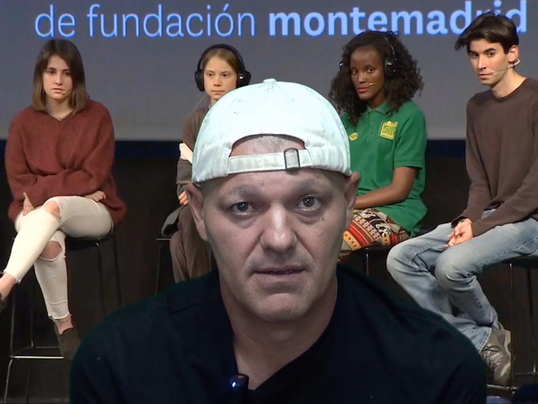 """Frank Cuesta vuelve a estallar contra Greta Thunberg y jóvenes por el clima: """"Putos vagos"""""""
