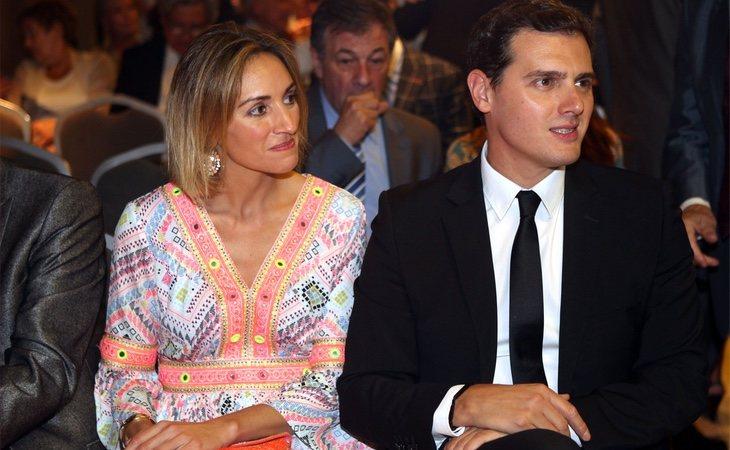 Beatriz Tajuelo mantuvo una relación sentimental con Albert Rivera durante cuatro años