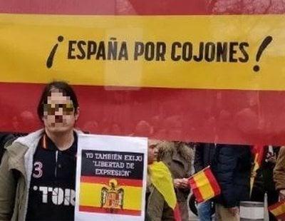 Año y medio de prisión y multa de 15.000 euros para Raúl, el autor del 'Tour de la Manada'