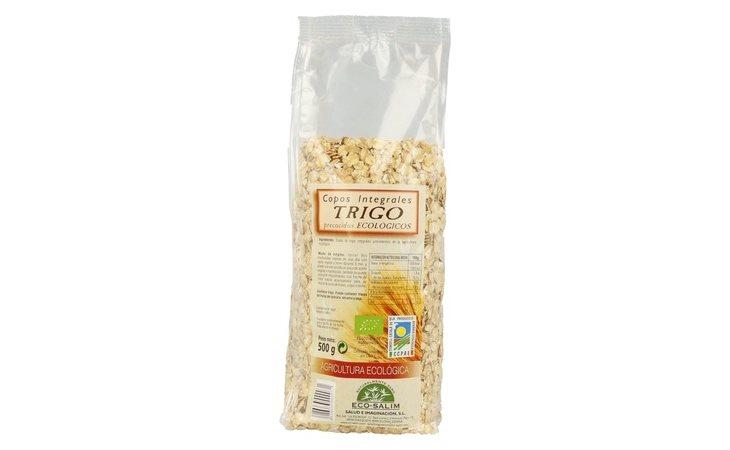 Gluten de trigo de la marca Eco-Salim con trazas de mostaza