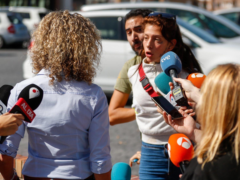 """Valeria Quer, a su madre: """"Ridícula, pegas a mi padre, me das palizas y vas de pobrecita"""""""
