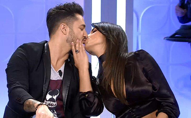 Sofía y Hugo vivieron una relación muy intensa