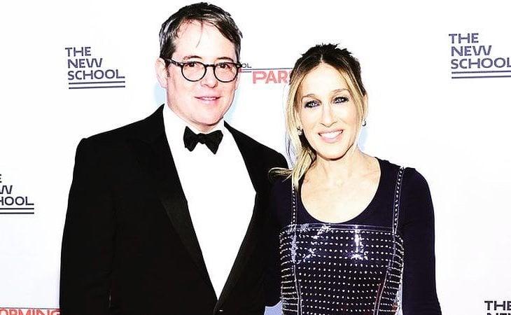 El actor se casó con Sarah Jessica Parker en 1997 y tienen tres hijos juntos