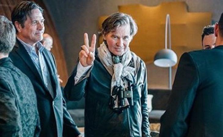 A pesar del cáncer de garganta que le aflige, Val Kilmer no se apartará del cine y participará en 'Top Gun: Maverick'
