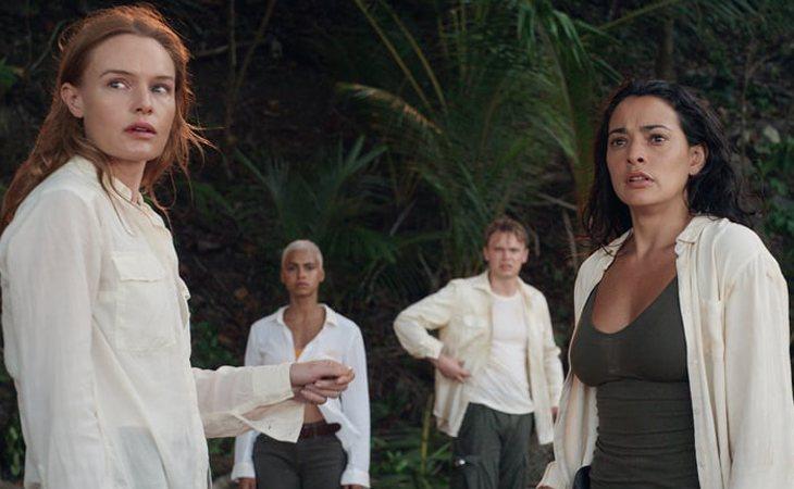 Protagonistas de 'The I-Land'