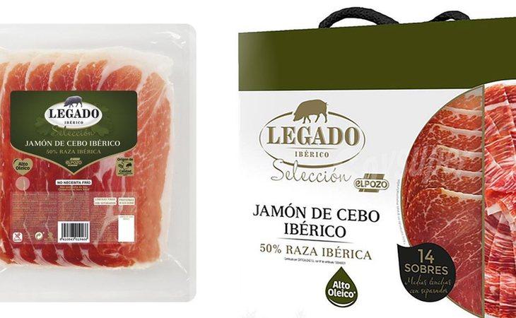 Este producto ha sido considerado por la OCU como el peor jamón ibérico que podemos encontrar en los supermercados