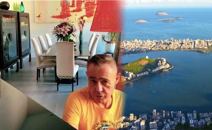Jordi González tiene en su patrimonio cuatro viviendas, una de ellas en Río de Janeiro