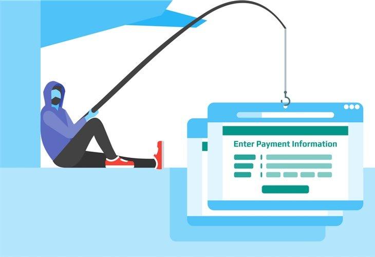 La práctica de phising es frecuente desde que se dispararan las compras por internet, especialmente en fechas señaladas como Navidad