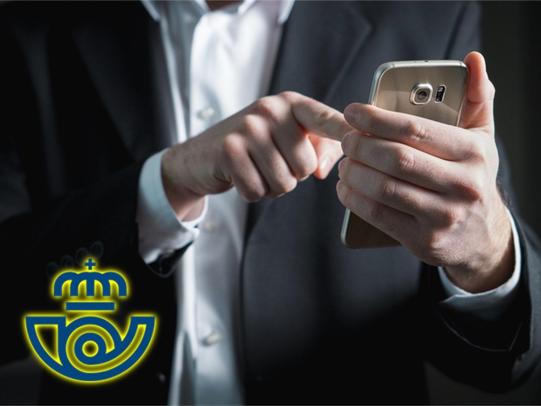 El SMS falso que pretende estafarte en nombre de Correos esta Navidad