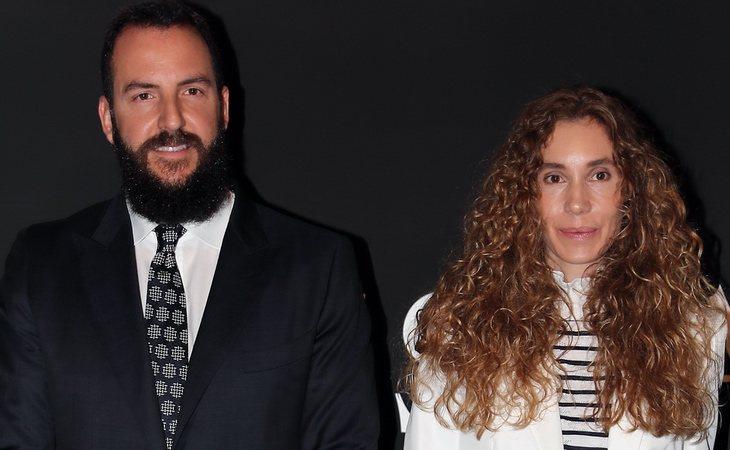 Borja Thyssen y su mujer, Blanca Cuesta