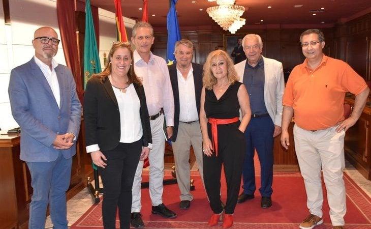 El Equipo de Gobierno de PSOE y Ciudadanos que actualmente gobierna el municipio con el apoyo de VOX, Más Madrid e IU