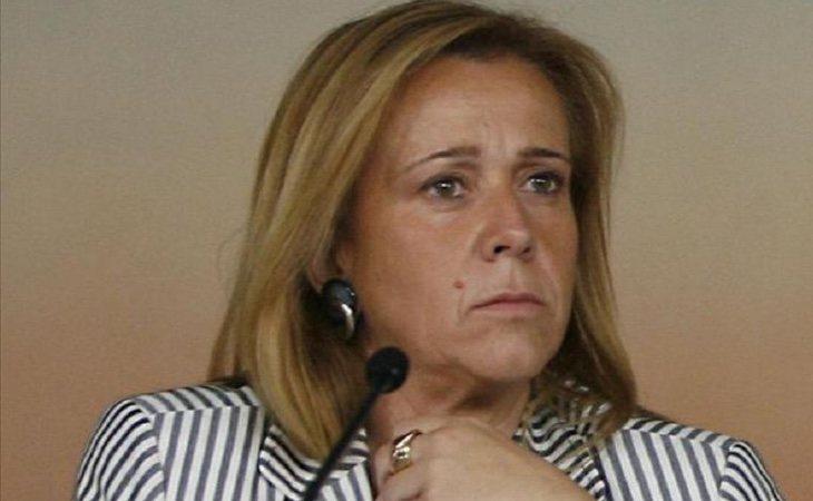 La candidata del PP, Pilar Martínez, fue concejala de Urbanismo con Gallardón