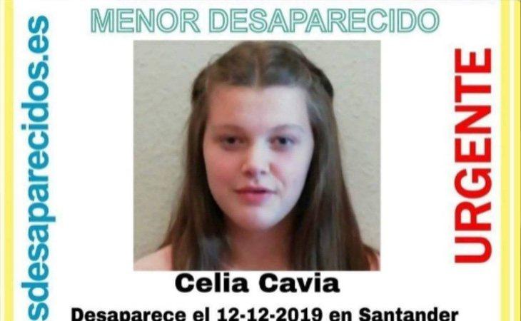 Celia Cavia se encontraba en busca y captura durante los últimos días