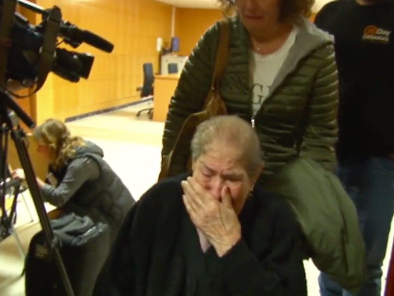 La Justicia, a punto de echar a una anciana de 91 años de la casa donde vive desde niña en Tenerife