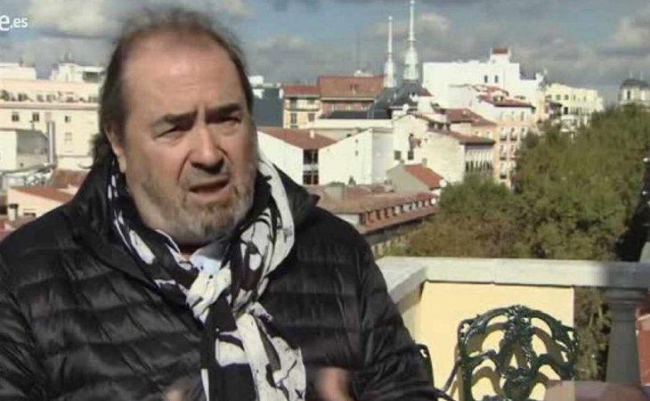 Patxi Andión, en una entrevista reciente