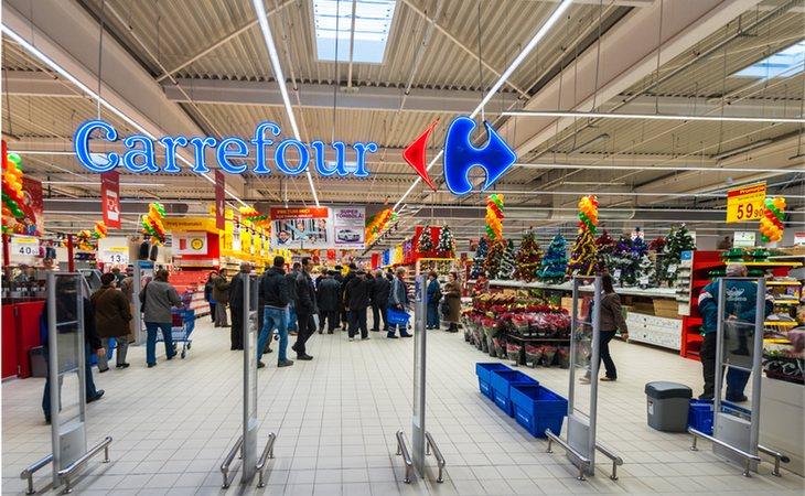 A pesar del auge de los supermercados de mayor proximidad, la reforma no afectará al interior de los hipermercados de la cadena