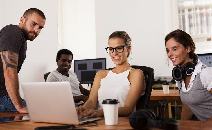 Tener un buen ambiente de trabajo es importante para desarrollar nuestra labor eficientemente y acudir cada día al trabajo con motivación