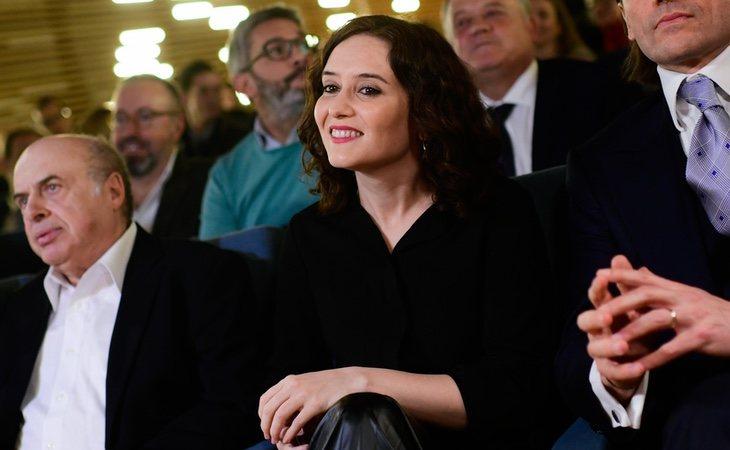 Ayuso también desvela cómo ha sido su conversación con Pedro Sánchez