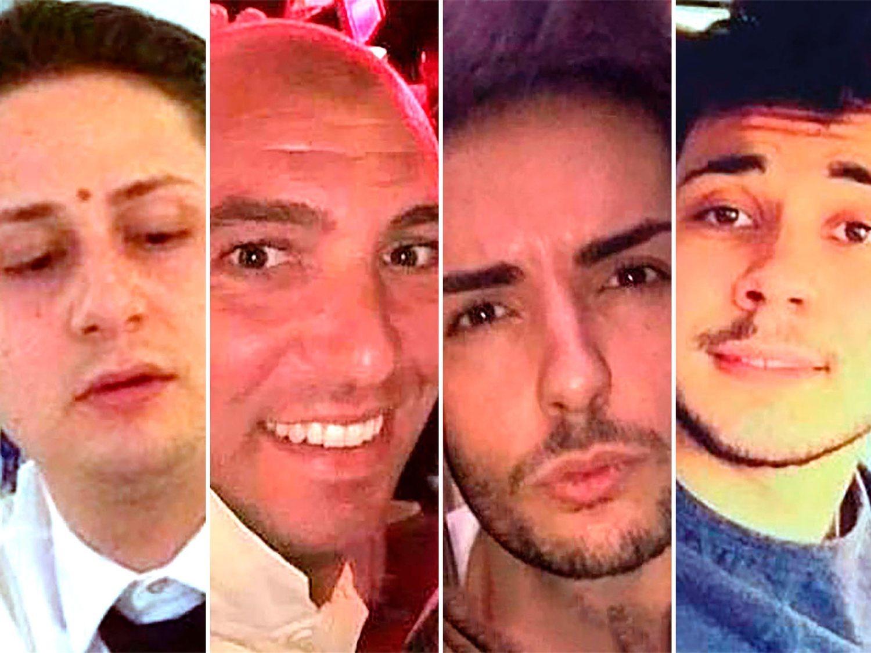 36 años de cárcel para 'La Manada' italiana que drogó y violó a una turista británica de 50 años