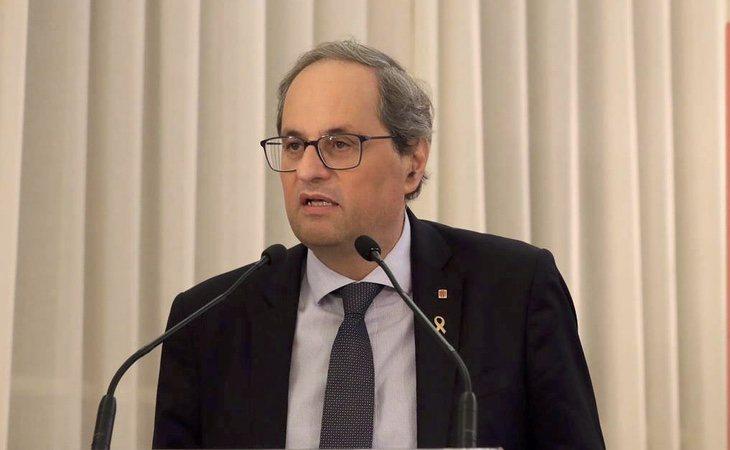 La inhabilitación de Quim Torra precipita a Cataluña a un nuevo proceso electoral
