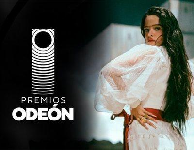 Rosalía, máxima nominada de los nuevos Premios Odeón, los Goya de la música española