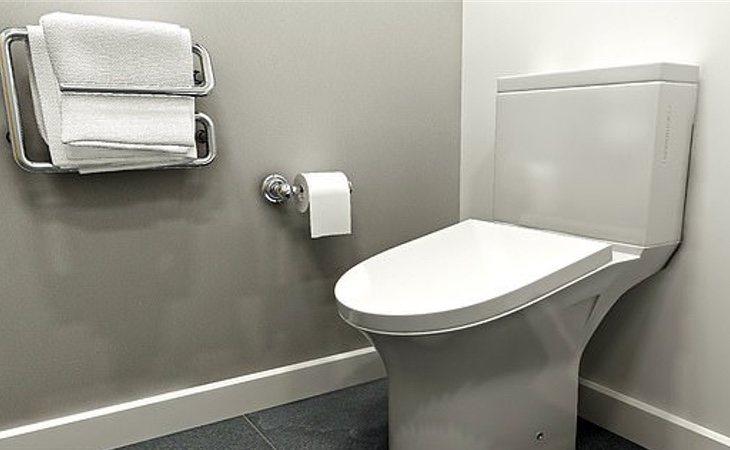 El ingeniero Mahabir Gill quiere ayudar a que las empresas ganen más de cinco millones de euros al año, evitando que sus empleados pasen tiempo en el WC