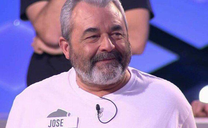 José Pinto durante un programa de 'Boom'