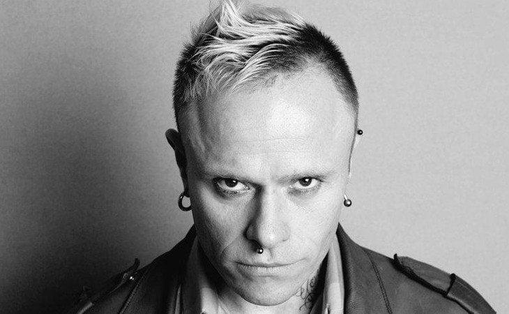El cantante británico Keith Flint