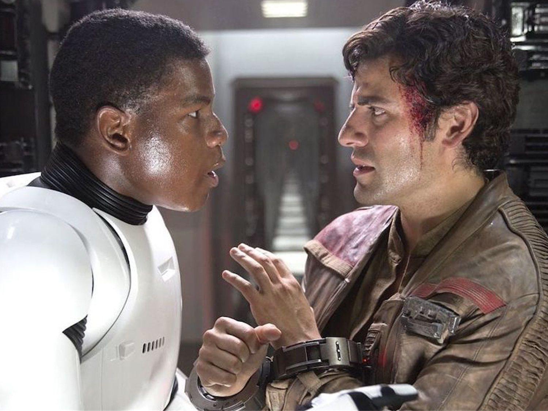 Censuran un beso LGTBI en la nueva película de la saga 'Star Wars'