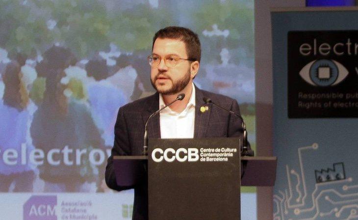 Pere Aragonès suena como posible candidato de ERC a la presidencia de la Generalitat de Cataluña
