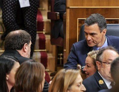 El Gobierno plantea pedir la libertad temporal de Oriol Junqueras