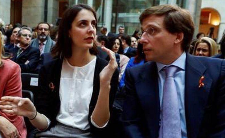 Maestre ofreció a Almeida un pacto para evitar que los presupuestos dependieran de VOX