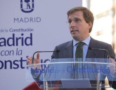 Almeida aprueba los presupuestos con abstención de VOX y sin un concejal de Más Madrid