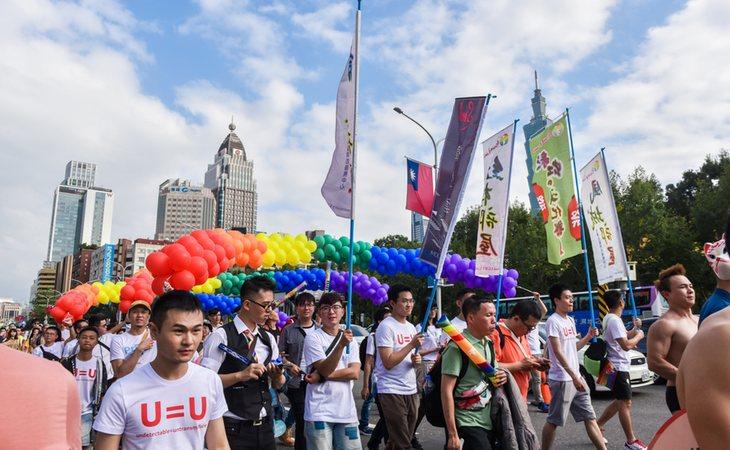 Taiwan se convirtió en el primer estado asiático en aprobar el matrimonio igualitario