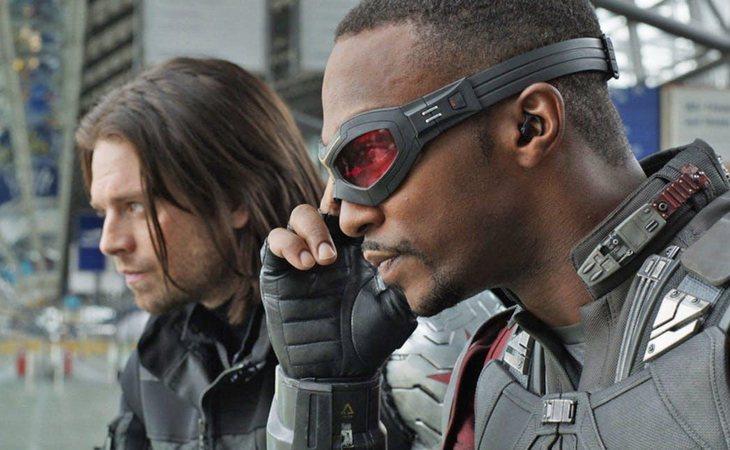 Marvel expande su universo con 'Falcon y el Soldado de Invierno'