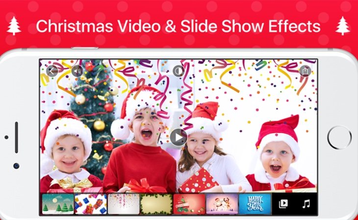 Christmas Video Effects Maker