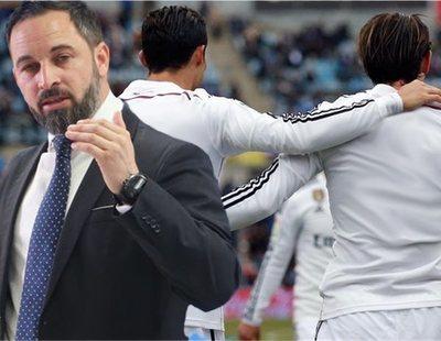 El jugador del Real Madrid que invitó a Santiago Abascal al palco del Bernabéu